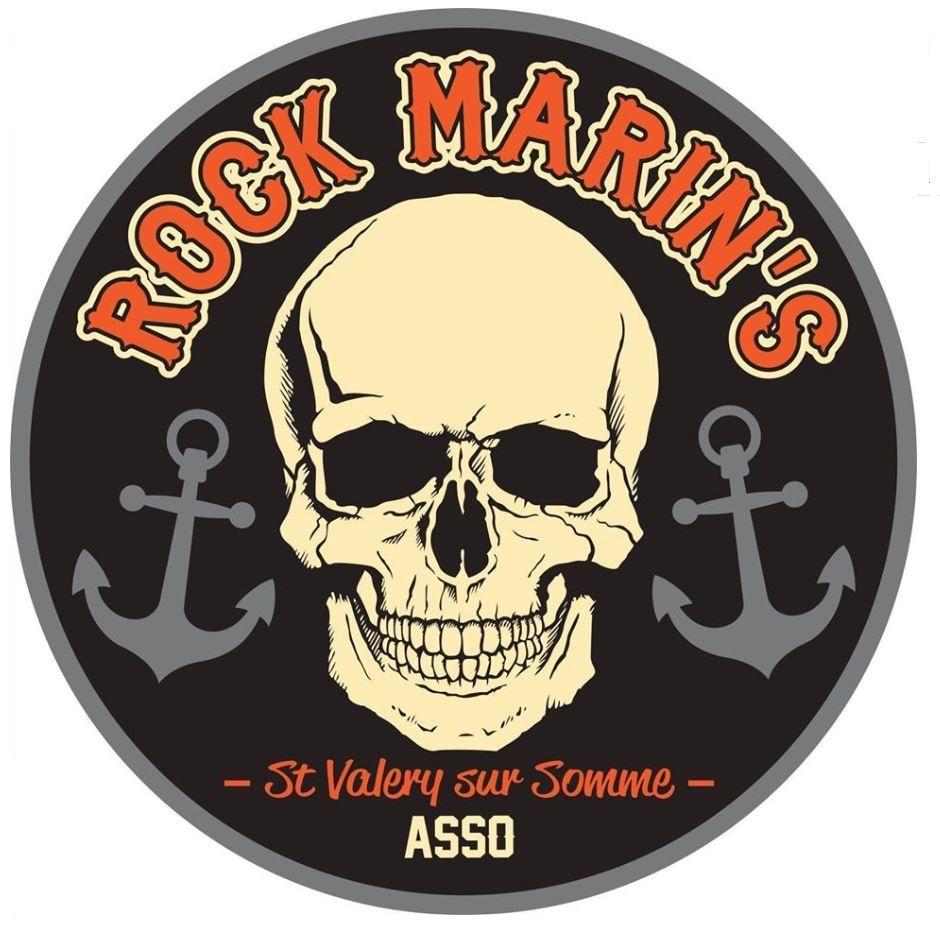 Le patche des Rock Marin's